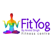 Fityog yoga classes in jaipur logo
