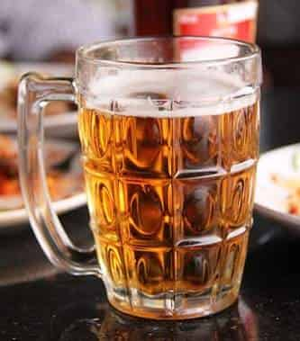 beer for weight gain