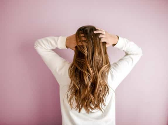 Sarvangasana Benefits less hair fall