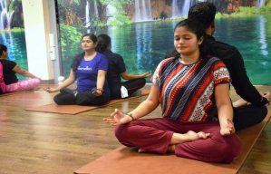 Yoga Classes for Women in Jaipur