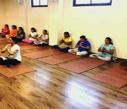 Yoga women classes in jaipur
