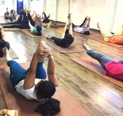 Women yoga center in jaipur